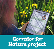 Corridor for nature digital project