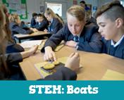STEM: Boats